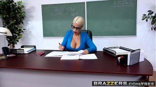 Big Tits at School – Teachers Tits Are Distracting scene starring Bridgette B  Alex D